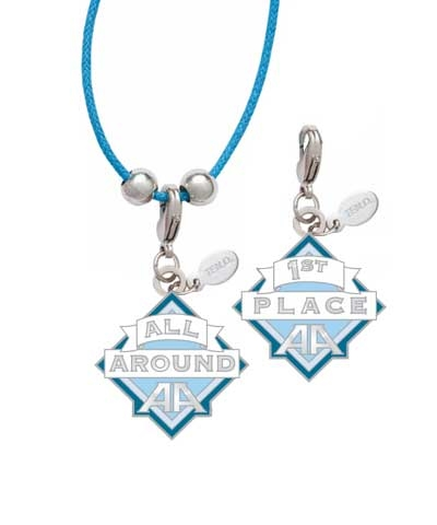 1st Place All-Around Charm & Cord Necklace