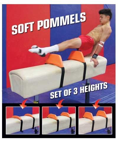 Magyar Soft Pommel Trainer Set