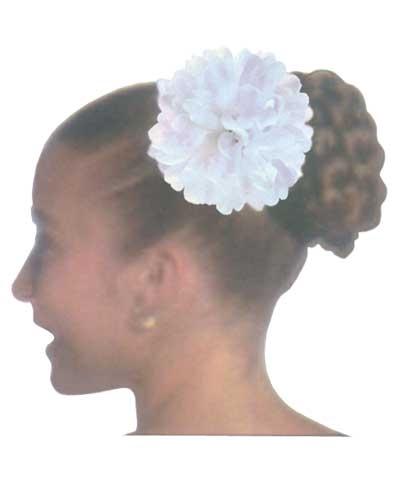White Lotus Hair Ornament