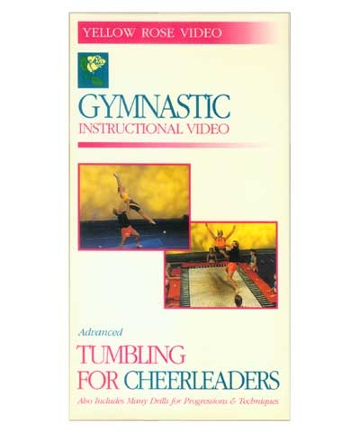 Advanced Tumbling for Cheerleaders (VHS)