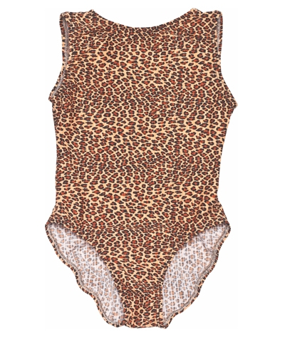 Leopard Leotard