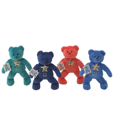 9.0 Floor Red Beamie Bear FREE SHIPPING
