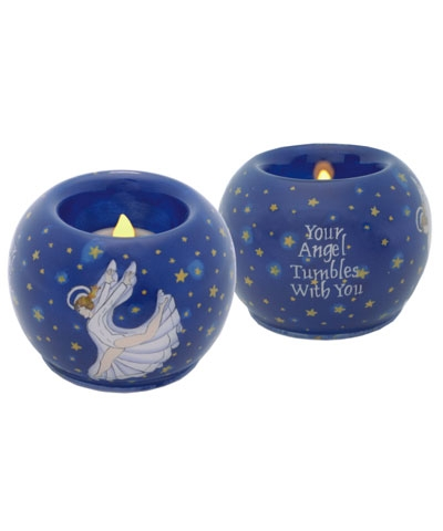 Angel Tumble Candle Holder