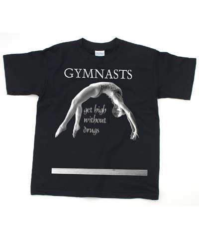 Gymnasts Get High Tee