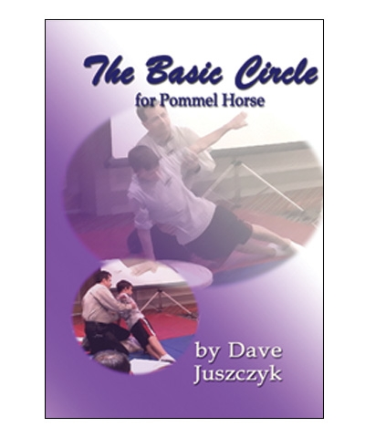 The Basic Circle for Pommel Horse DVD