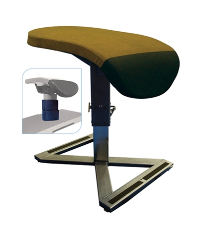 AAI® Elite Artistic Suede Vault Table