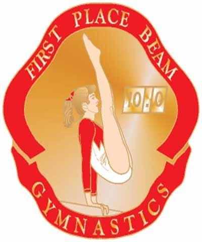 First Place Series Beam Pin