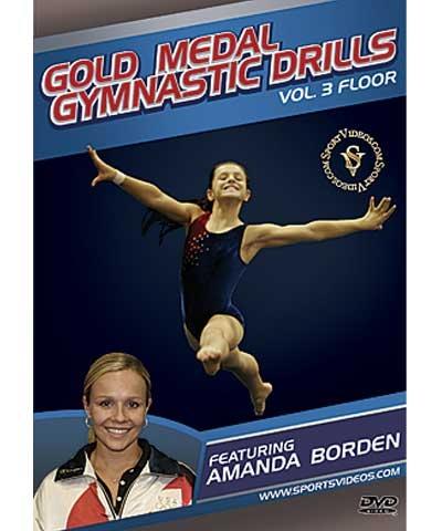 Gold Medal Floor Drills DVD