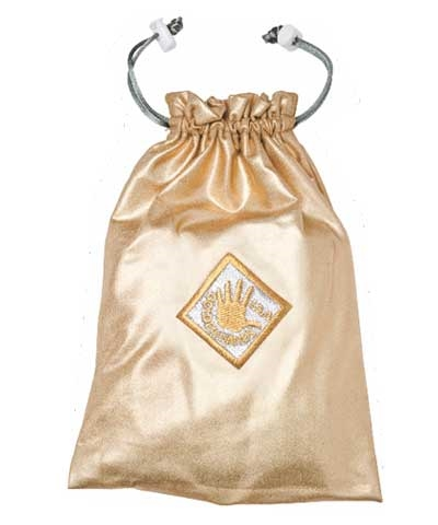 Golden Hands Storage Bag