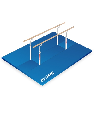 14'x16' Competition Parallel Bar Mat