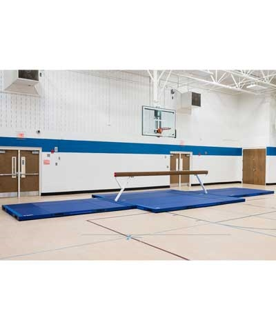 "7.5'X15.5'X12cm (4.75"") Under Beam Mat or Uneven Bar Mat"