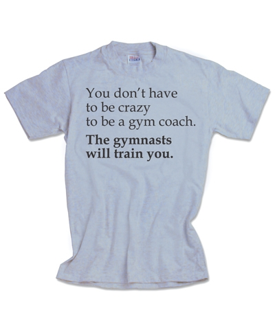 Crazy Coach Tee FREE SHIPPING