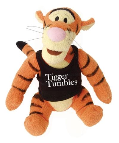 Tigger Tumbles