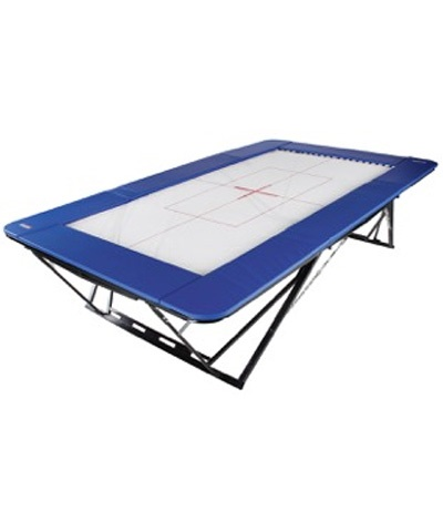 7X14 Folding Trampoline without Bed