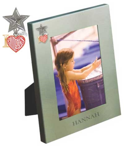 "Satin Picture Frame 4""x6"""