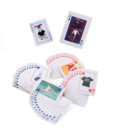Box TEN-O Playing Cards