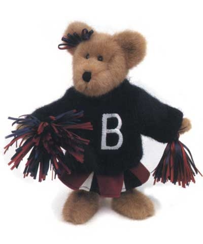 Cheerleader Tami, Captain of the Squad Cheer Bear