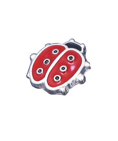 Ladybug Floating Charm