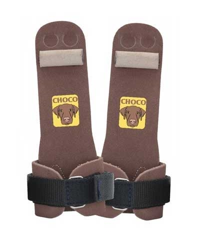Men's Choco Velcro Ring Dowel Grips FREE SHIPPING