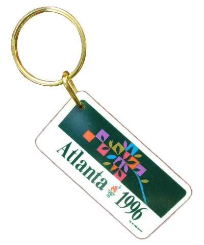 1996 Atlanta Olympics Key Chain