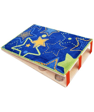 "Little Stars 30"" 5 Spring  Preschool Vault Board Free Shipping"