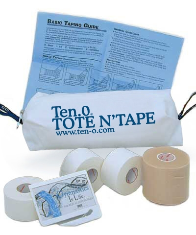 TEN-O Tote 'N Tape Kit FREE SHIPPING
