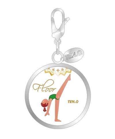 Girls Floor Event Ball Charm