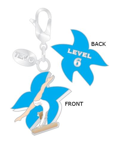 Gym Charm - Level 6
