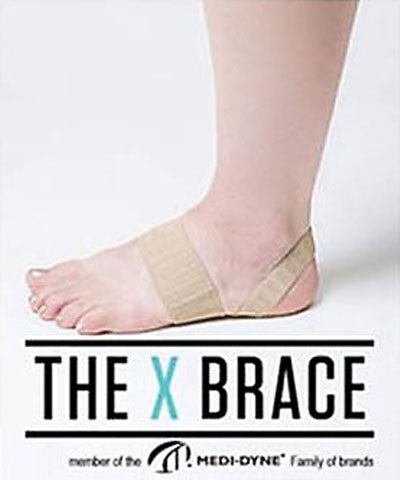 The X Brace Foot Support FREE SHIPPING