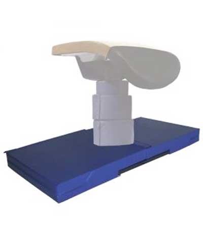 AAI® Vault Anchor Mat 4'x8'x12cm