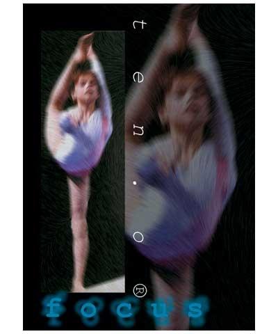 Gymnastics Focus Poster
