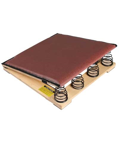 "4"" Spring Performance Top Preschool Mini Vault Board"