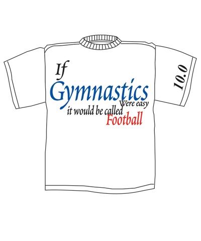 Gym Football Fridge Magnet
