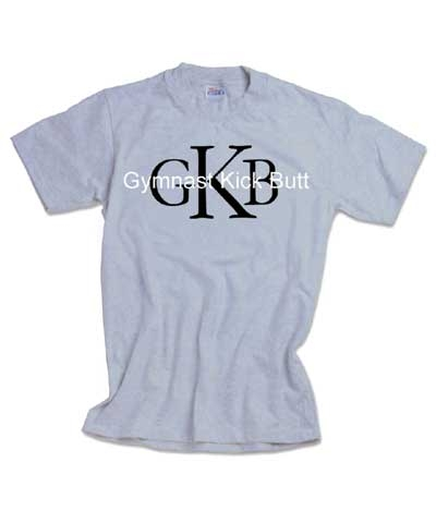 Gymnast Kick Butt Tee FREE SHIPPING