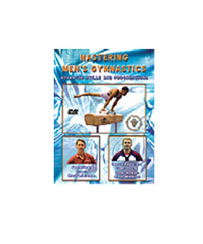 Men's Advanced gymnastics DVD