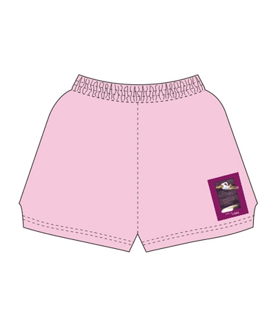 Pink Like A Girl Vault Shorts