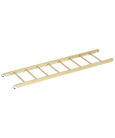 Just For Kids Wooden Ladder Wide