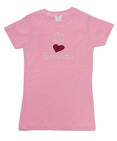 HEART LOVE Girly Tee