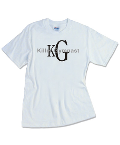 Killer Gymnast Tee FREE SHIPPING