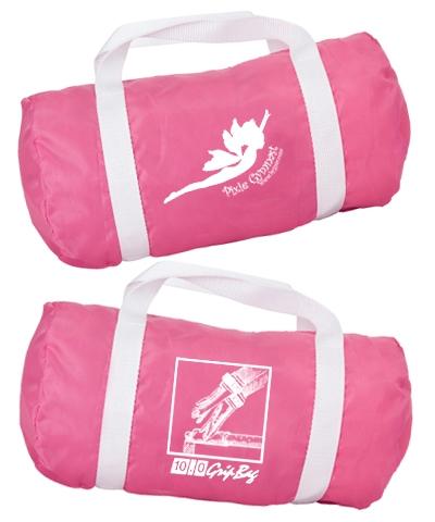 Pink Pixie Grip Bag