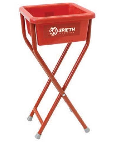 Spieth America Chalk Bowl with Folding Stand