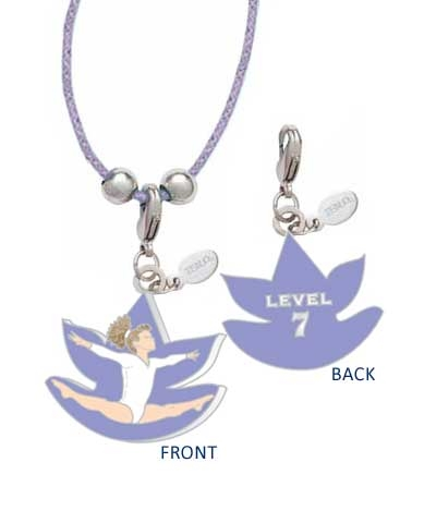Level 7 Charm & Cord Necklace