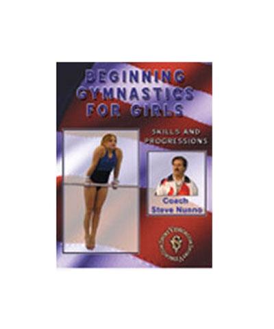 Steve Nunno Girls Beginning Gymnastics DVD