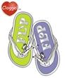 Cloggel Flip Flop