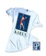 Personalized Youth Gymnastics Night Shirt