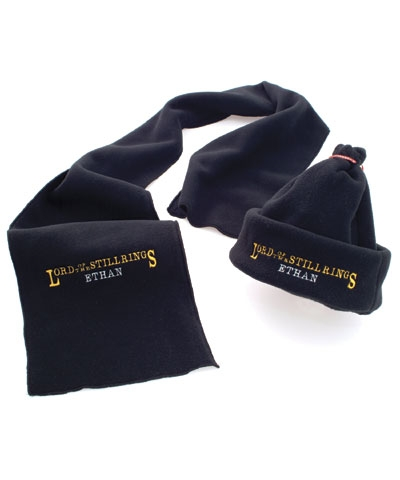 Personalized Lord Of The Still Rings Hat And Scarf