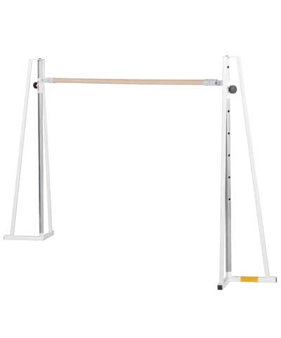 Basic V Base Single Bar Trainer Uprights