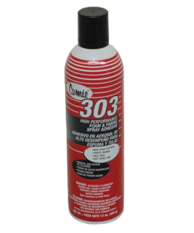 Foam & Fabric Spray Glue