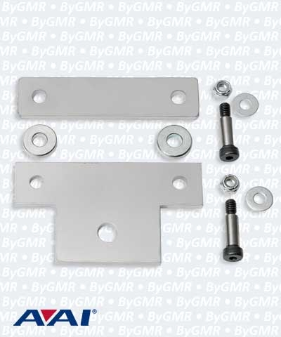 Replacement Plates and Hardware for AAI® Deluxe Cable Tightener