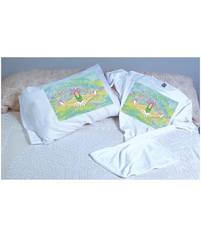 Get Up With Cheerleading Pillow Case